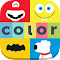 Colormania - Color the Logo 1.7.6 Apk