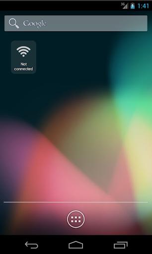 Simple WiFi Widget