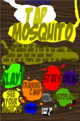 Tap Mosquito