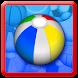 Beach Balls HD Livewallpaper!