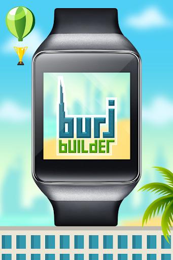 Wear Burj Builder-Android Wear