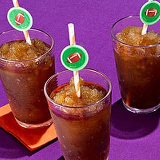 Rum & Coke Slushies.