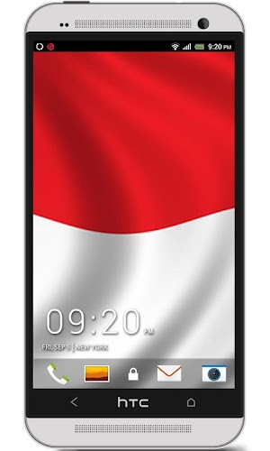 Indonesia Flag Wallpaper On Google Play Reviews Stats