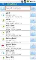 Screenshot of Contacts3 EZ