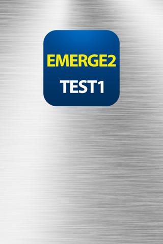 Emerge2 Test1 DEV