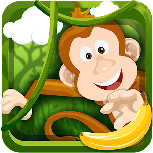Monkey Safari Run-Badland Kong for PC and MAC