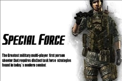 SPECIAL FORCE NET- screenshot thumbnail