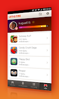 Screenshot of LetsGame