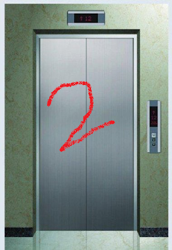 The Elevator Music Button Two