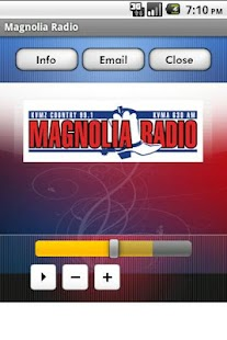 Magnolia Radio- screenshot thumbnail