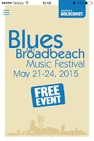Screenshot of Blues On Broadbeach