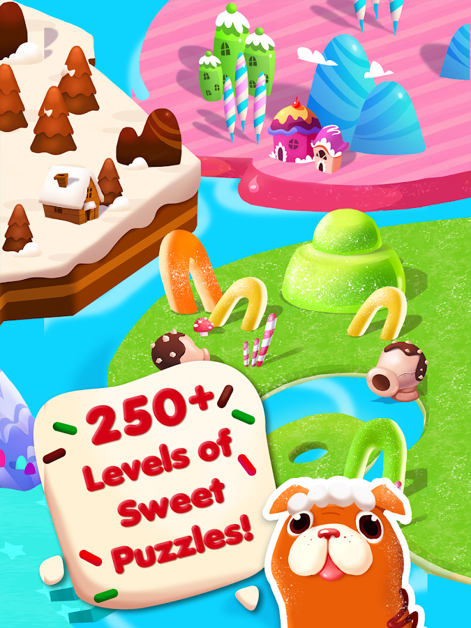 Candy Blast Mania - screenshot