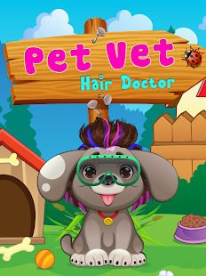 Pet Vet Hair Doctor