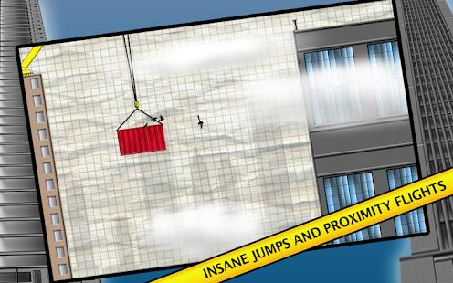 Stickman Base Jumper - screenshot thumbnail