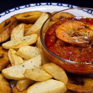 Spicy Tomato Shrimp Sauce