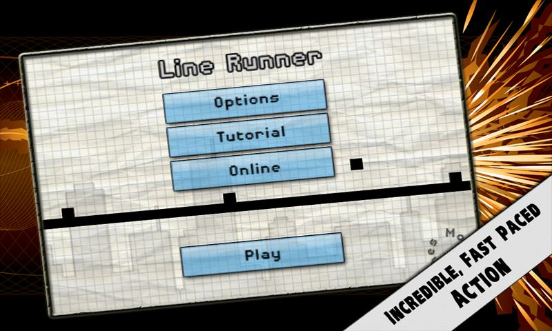 Line Runner (Free)- screenshot