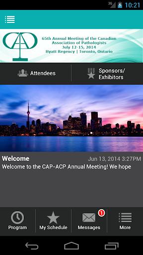 CAP-ACP 2014