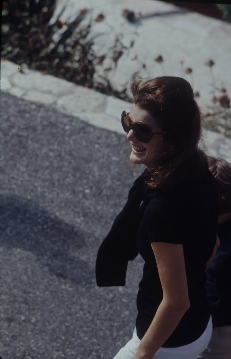 Marriage Of Mrs John F. Kennedy To Aristotle Onassis