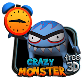 Crazy Monster 3D HD Free lwp