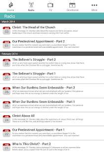 In Touch Ministries - screenshot thumbnail