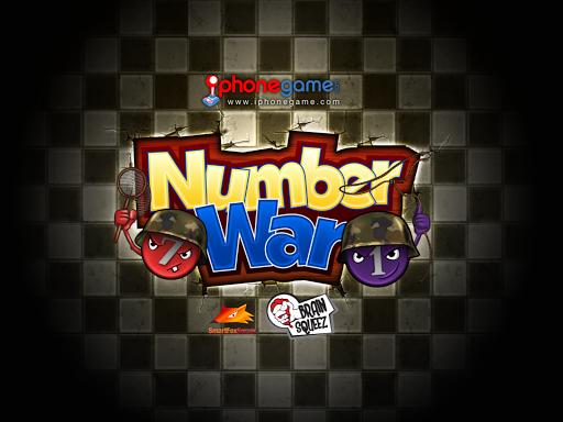 Number War Deluxe