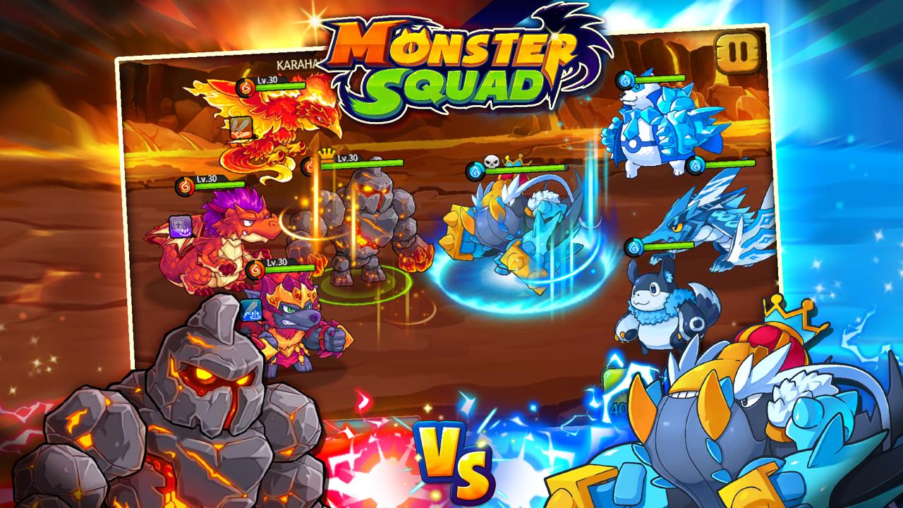 Monster Squad v2.00.17317 (Mod)