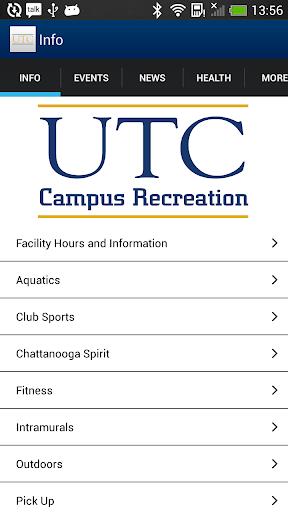 UTC Campus Rec