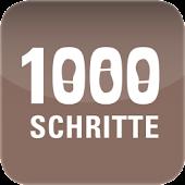 1000 Schritte Mattighofen