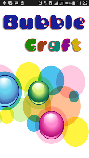 Bubble Craft Shooter