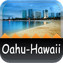 Oahu-Hawaii Offline Map Guide