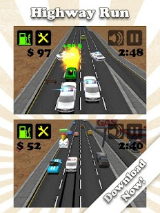 Highway Run- screenshot thumbnail
