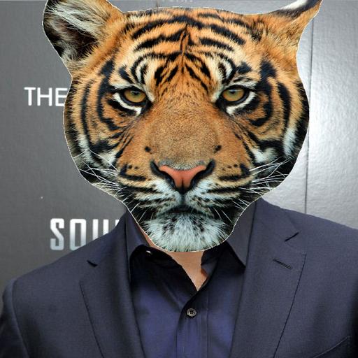 顔面白い動物を変更する 娛樂 App LOGO-APP試玩