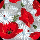 floral flower wallpaper ver110