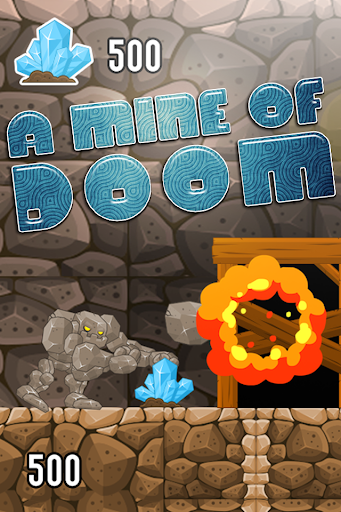Gold Mine: Digger of Doom
