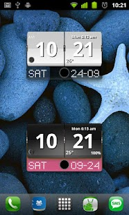 MIUI Evolution Reload Clock - screenshot thumbnail