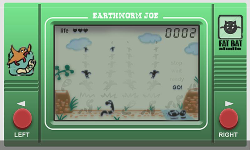 Earthworm Joe - screenshot