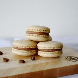 Coffee & Baileys Macarons
