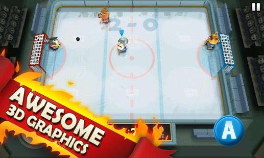 Ice Rage: Hockey Free - screenshot thumbnail