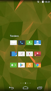 Tendere - Icon Pack