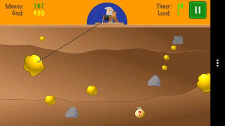 Gold Miner Classic - XMas 2015 1.0.6 screenshot 281292