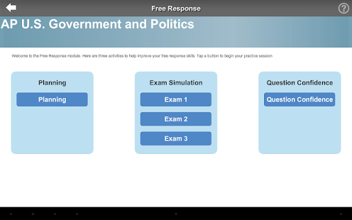 AP Exam Prep US Government- screenshot thumbnail