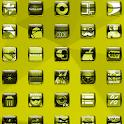 Liquid Yellow Icon Pack icon