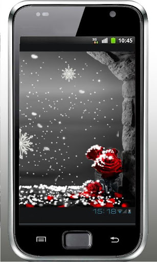 Winter Love Gothical LWP