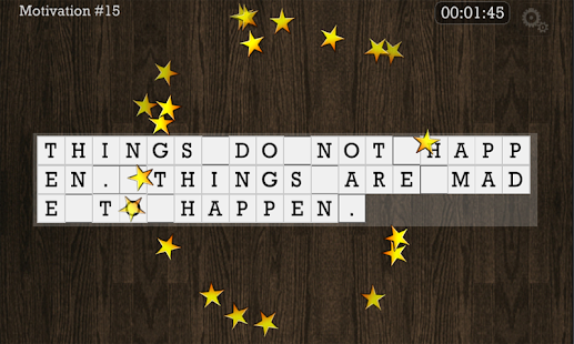 WORD PUZZLE for the SOUL- screenshot thumbnail
