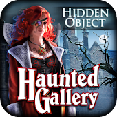 Hidden Object Haunted Gallery