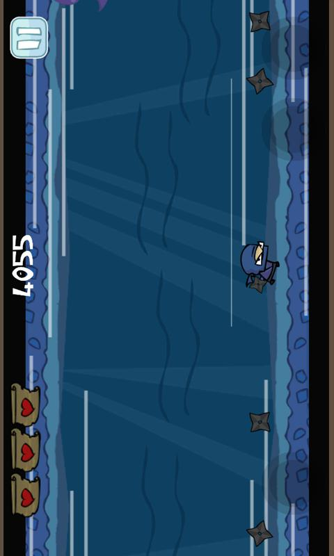 Galaxy Ninjas FREE- screenshot
