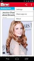 Screenshot of NEW! Magazine Lite (Official)