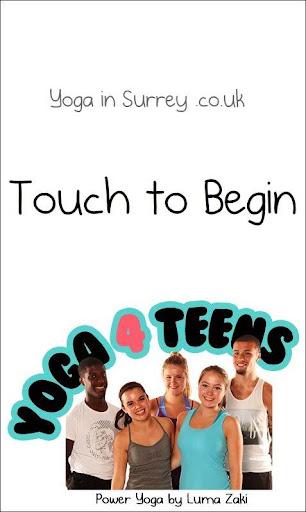 Yoga 4 Teens