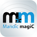 Mandic magiC - WiFi Passwords icon