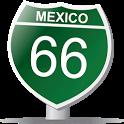 Carreteras México icon